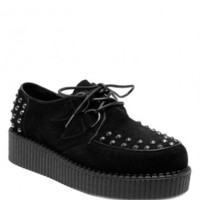 Studded Creeper Shoe - Dark Magic - Trends | GYPSY WARRIOR