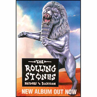 Rolling Stones Import Poster