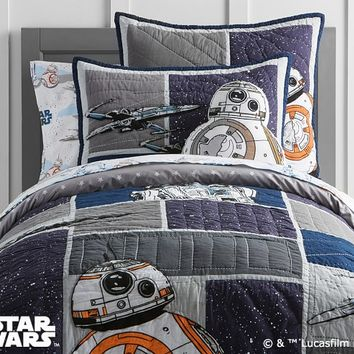 Star Wars™ Droid™ Quilted Bedding