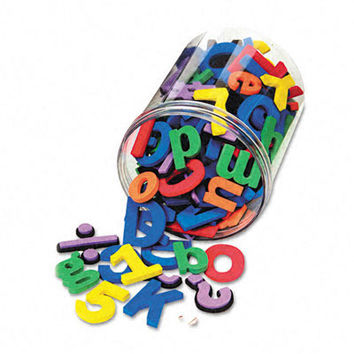 wonderfoam magnetic alphabet letters assorted Case of 3