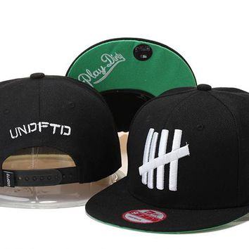 Perfect Undefeated Snapbacks hats Women Men Embroidery Sports Sun Hat Baseball Cap Hat