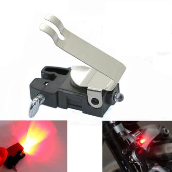 1PC Waterproof  Bicycle Light Bike Accessories For Bicycle Rear Taillights Brake Lights