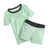 crewcuts Girls Short-Sleeve Pajama Set In Tiny Stars