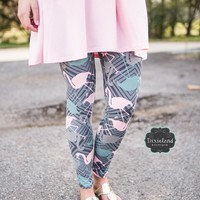 The Flamingo Leggings