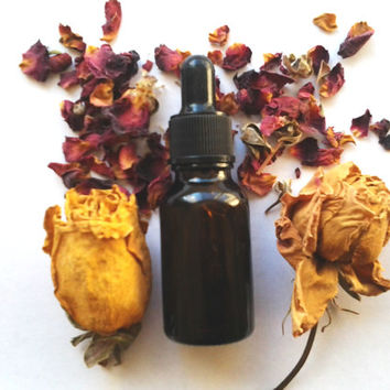 Rock Rose: Beard Oil for Everyone, an Inclusive Nourishing Serum for Facial and Body Hair on Any Human