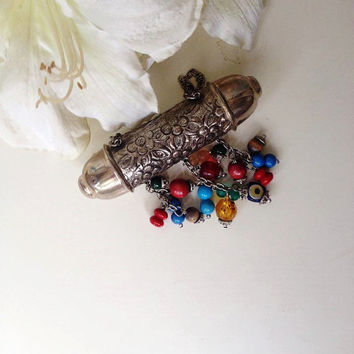 A lovely vintage decorated amulet