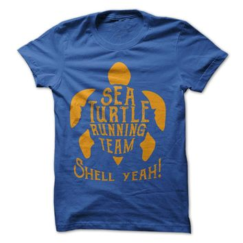 Sea Turtle Running Team