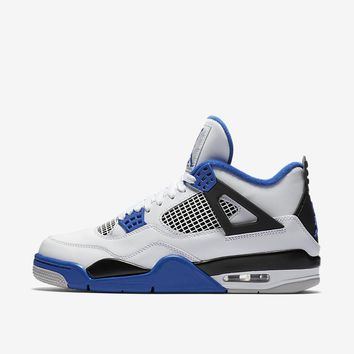 Air Jordan Retro 4 IV 'Motor Sport Home'