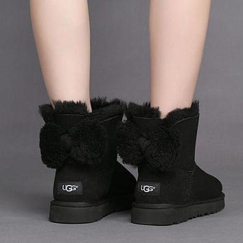 simpleclothesv  UGG Women Casual Boots Shoes