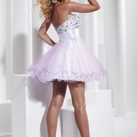 Hannah S 27782 Lilac Homecoming Dress