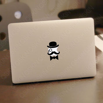 Topper- Decal for Macbook Pro, Air or Ipad Stickers Macbook Decals Apple Decal for Macbook Pro / Macbook Air 1167