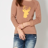 Hold Me Deer Sweater | Sweaters | rue21