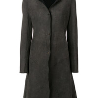 Isaac Sellam Experience Panelled Coat - Farfetch