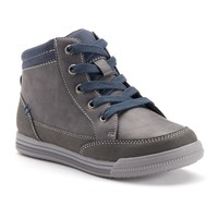 SONOMA life + style Boys' High-Top Sneakers (Grey)