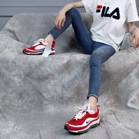 [Free Shipping ]Nike Air Max 98 AH6799-101 Basketabll Sneaker