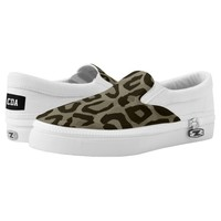 Cheetah Camouflage Printed Shoes