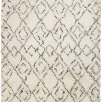 Tasman Shag Area Rug Neutral