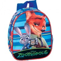 Zootopia nursery backpack age 2-3 - Clicalia