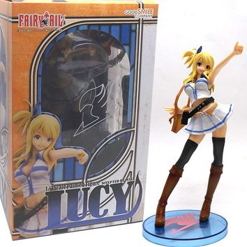 Fairy Tail Lucy Heartphilia PVC Toy Figure