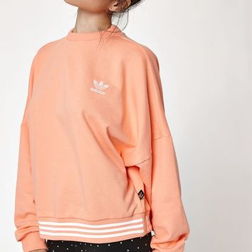 adidas Hu Hiking Graphic Sweatshirt at PacSun.com