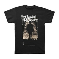 My Chemical Romance Men's  Dark Soldier T-shirt Black