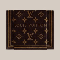Monogram Classic Beach Towel - Louis Vuitton  - LOUISVUITTON.COM