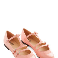 ModCloth Gleam Girl Flat
