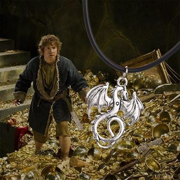 The Hobbit: The Desolation Of Smaug Dragon Necklace