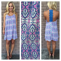 Two Faced Summer Dress