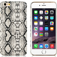 Snake skin Plastic Case for iPhone 6\6s Plus