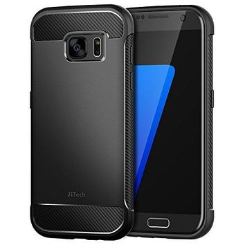 Samsung Galaxy S7 Protective Cover with Shock-Absorption