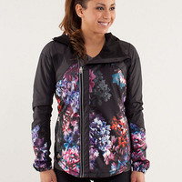 get up and glow jacket | women's jackets and hoodies | lululemon athletica