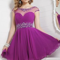 Tony Bowls TS21312 Dress - MissesDressy.com
