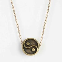Brooklyn Charm X Urban Renewal Yin-Yang Necklace- Copper One