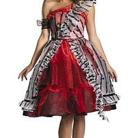 Alice Red Court Dress Costume | Oya Costumes