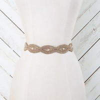 Beaded Delight Belt | Altar'd State