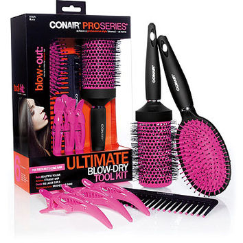The Ultimate Blow Dry Kit for Medium-Long Hair