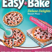 Easy Bake Dessert Pizza