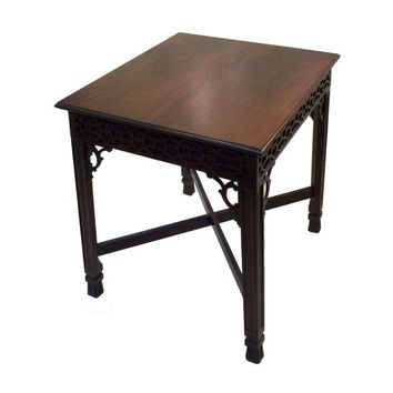 Pre-owned Chinese Inspired Table by Hickory Chair Furniture