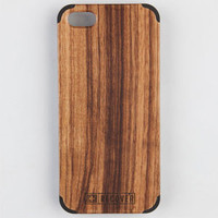 RECOVER Wood iPhone 5 Case