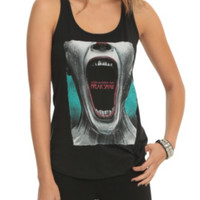 American Horror Story: Freak Show Clown Face Girls Tank Top