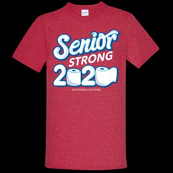 Southern Couture Soft Collection Senior Strong 2020 T-Shirt