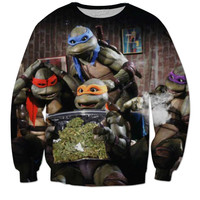 TMNT Chain Smokers
