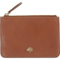 MULBERRY - Tree leather coin pouch | Selfridges.com