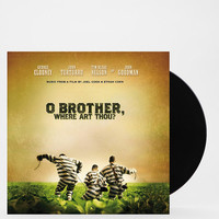 Various Artists - O Brother, Where Art Thou Soundtrack 2XLP - Urban Outfitters