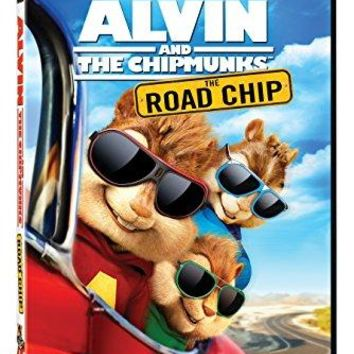 Jason Lee & Jessica Ahlberg & Walt Becker-Alvin and the Chipmunks: The Road Chip