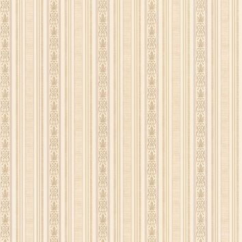 Brewster Wallpaper 993-68628 Baptista Beige Stripe