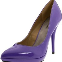 Michael Antonio Latisha Pump - designer shoes, handbags, jewelry, watches, and fashion accessories | endless.com