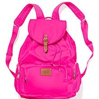 Victoria's Secret PINK Backpack School Handbag Backpack Book Bag Tote-Sold Out