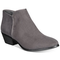 Style & Co Wileyy Ankle Booties, Only at Macy's | macys.com